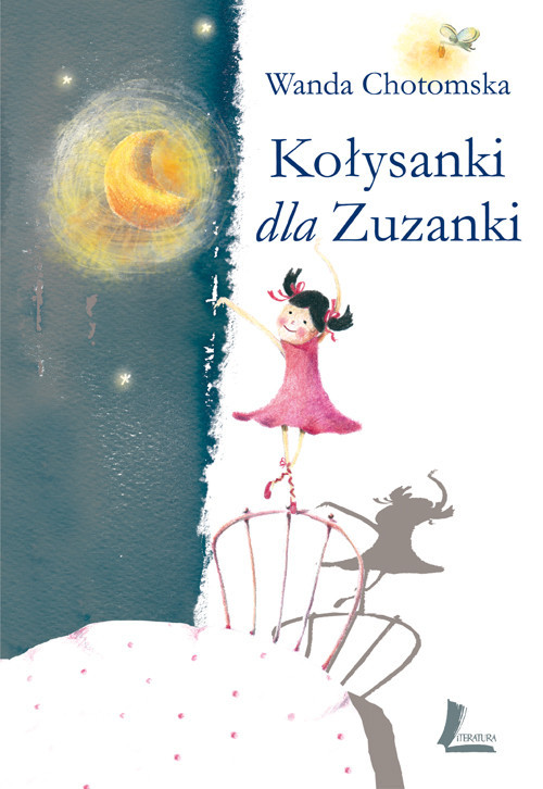 okładka Kołysanki dla Zuzanki, Książka | Chotomska Wanda