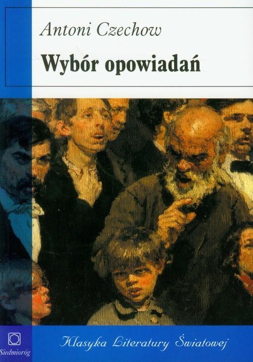 okładka Wybór opowiadań, Książka | Czechow Antoni