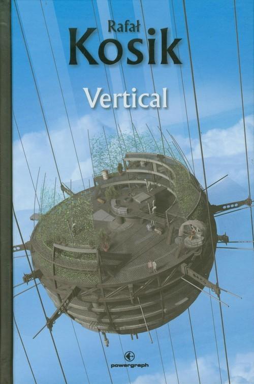 okładka Vertical, Książka | Kosik Rafał