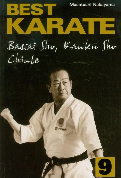 okładka Best karate 9, Książka   Nakayama Masatoshi