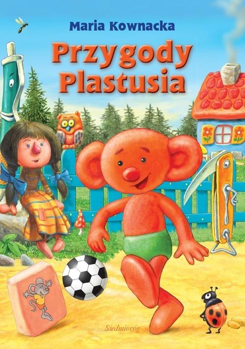 okładka Przygody Plastusiaksiążka |  | Maria  Kownacka