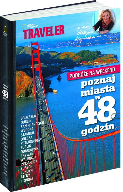 okładka Poznaj miasta w 48 godzin, Książka |