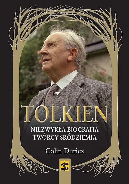 okładka Tolkien Niezwykła biografia twórcy Śródziemia, Książka | Colin Duriez