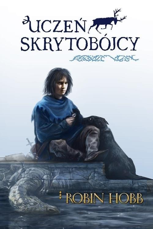 okładka Uczeń skrytobójcy, Książka | Hobb Robin
