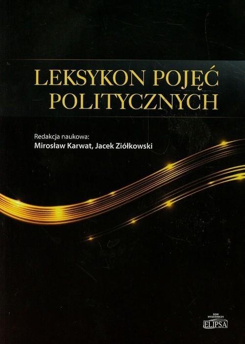 okładka Leksykon pojęć politycznych, Książka |
