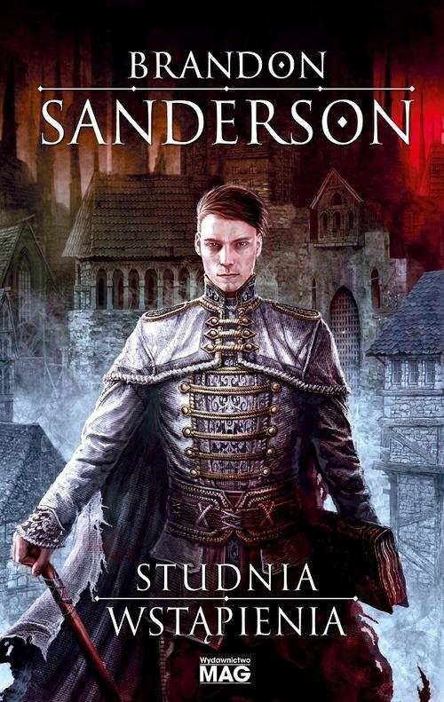 okładka Studnia wstąpienia, Książka | Brandon Sanderson