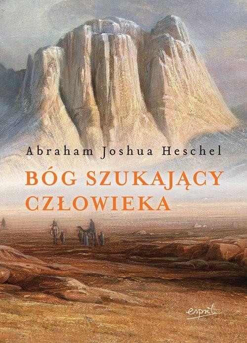 okładka Bóg szukający człowieka, Książka   Abraham Joshua Heschel