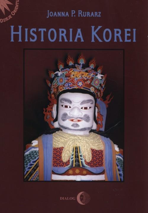 okładka Historia Koreiksiążka      Joanna P. Rurarz