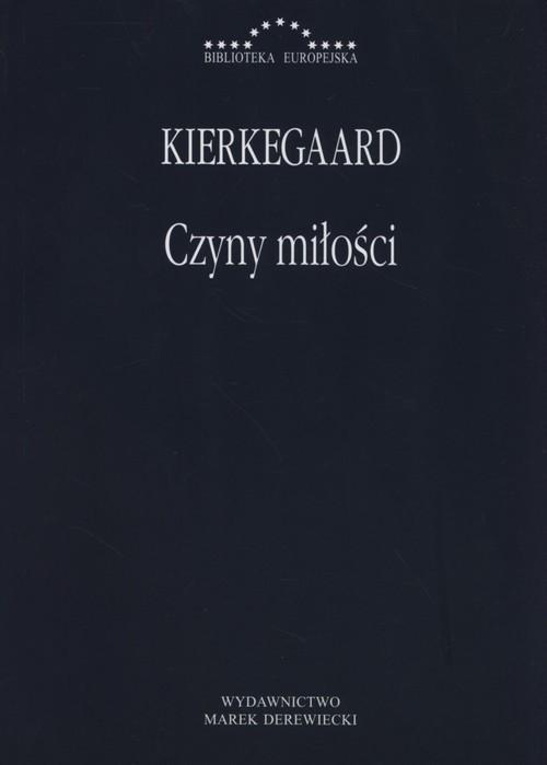 okładka Czyny miłości mk, Książka | Kierkegaard Soren