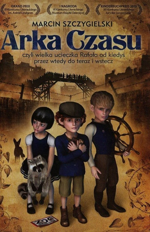 okładka Arka Czasuksiążka |  | Marcin Szczygielski