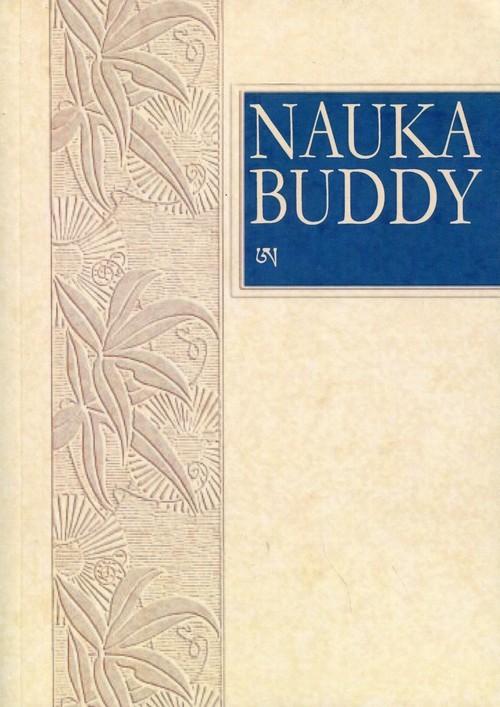 okładka Nauka Buddy, Książka  