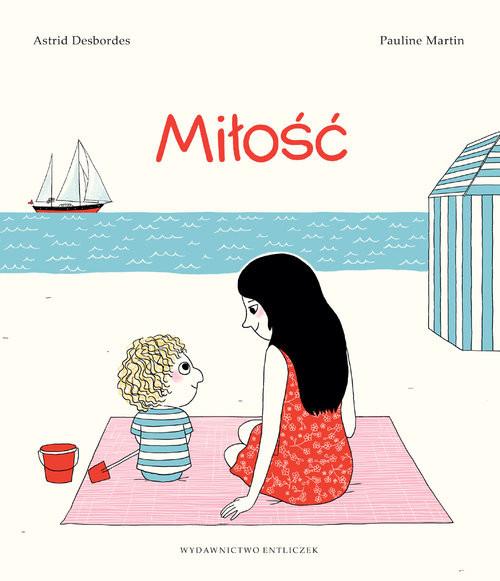 okładka Miłość, Książka | Desbordes Astrid