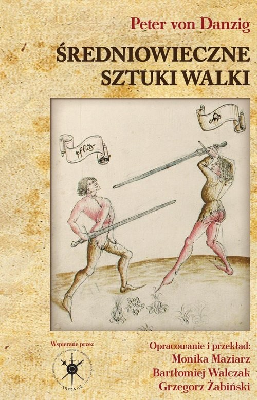 okładka Średniowieczne sztuki walki, Książka | von Peter Danzig