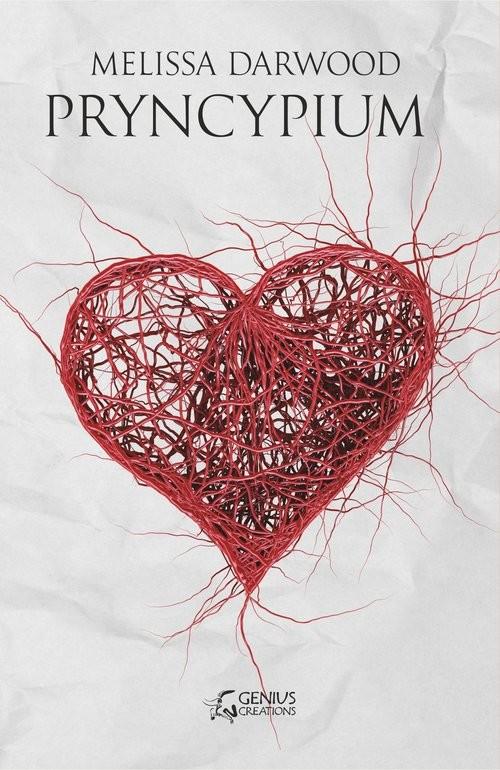 okładka Pryncypium, Książka | Melissa Darwood