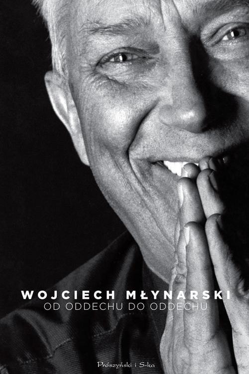 okładka Od oddechu do oddechu Najpiękniejsze wiersze i piosenki, Książka | Wojciech Młynarski