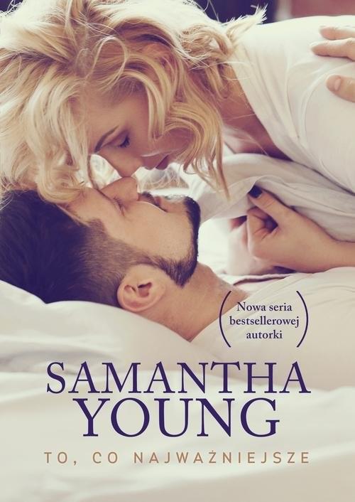 okładka To, co najważniejszeksiążka |  | Samantha Young