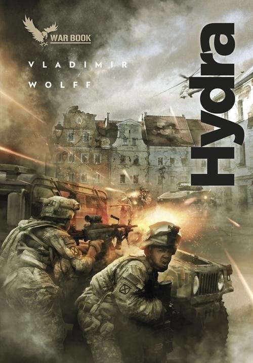okładka Armagedon Hydra, Książka | Vladimir Wolff