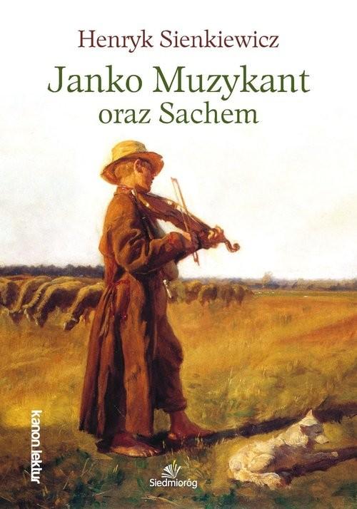 okładka Janko Muzykant oraz Sachem, Książka | Henryk Sienkiewicz