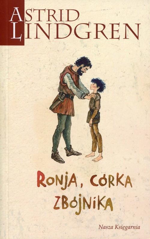 okładka Ronja, córka zbójnika, Książka | Lindgren Astrid