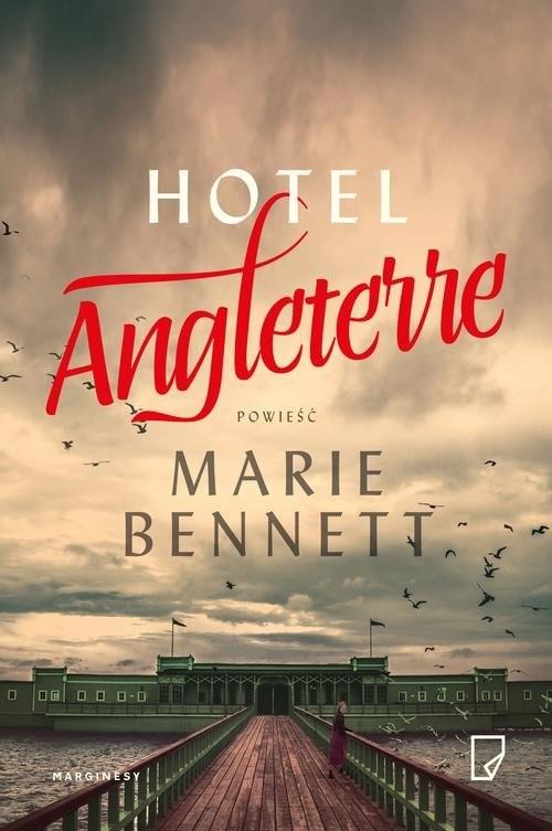 okładka Hotel Angleterreksiążka |  | Bennett Marie