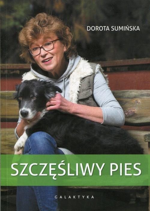 okładka Szczęśliwy pies, Książka | Sumińska Dorota