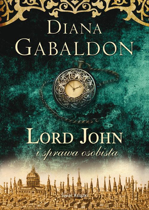 okładka Lord John i sprawa osobista, Książka | Diana Gabaldon