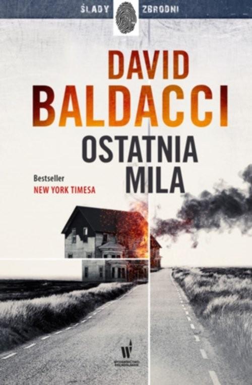 okładka Ostatnia mila, Książka | Baldacci David