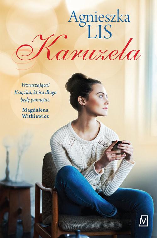 okładka Karuzela, Książka | Lis Agnieszka