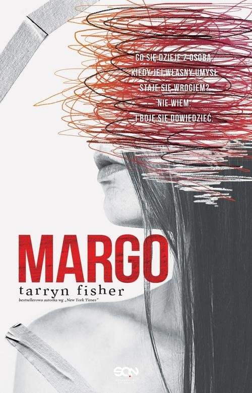 okładka Margo, Książka | Tarryn Fisher
