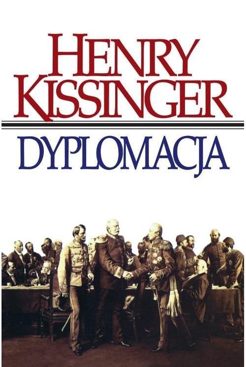 okładka Dyplomacja, Książka | Henry Kissinger