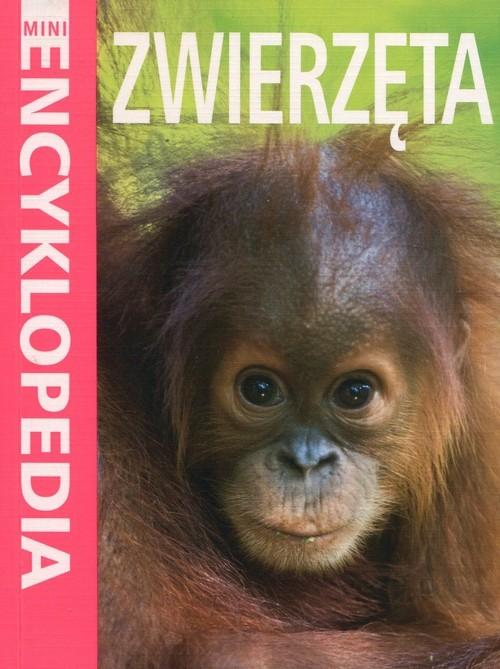 okładka Mini Encyklopedia Zwierzęta, Książka | de le Camilla Bedoyere