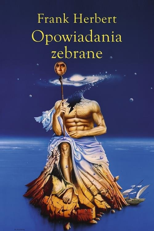 okładka Opowiadania zebrane Tom 2książka      Herbert Frank