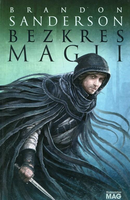 okładka Bezkres magiiksiążka |  | Brandon Sanderson
