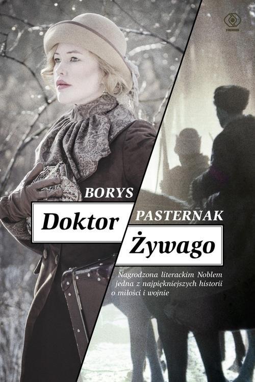 okładka Doktor Żywago, Książka | Pasternak Borys