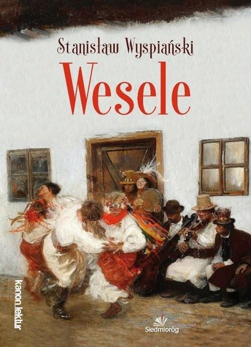 okładka Wesele, Książka | Stanisław Wyspiański