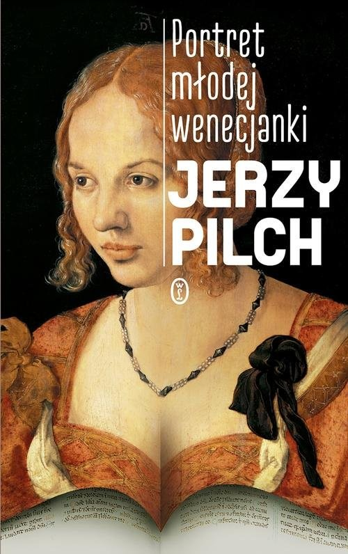 okładka Portret młodej wenecjankiksiążka      Pilch Jerzy
