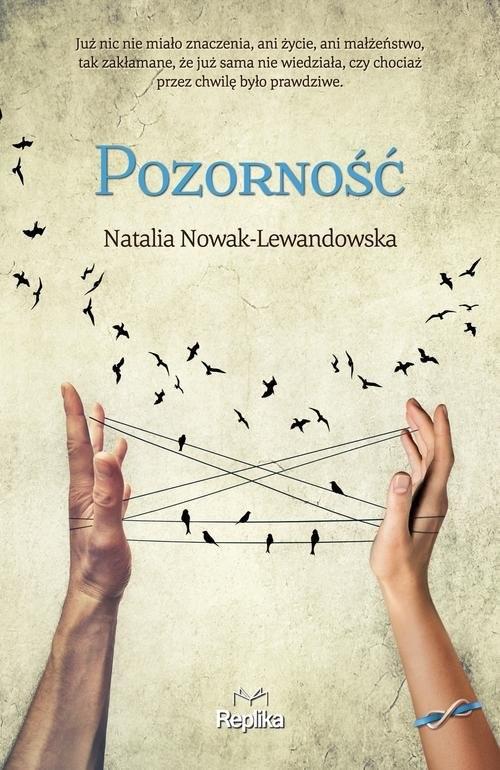 okładka Pozorność, Książka | Nowak-Lewandowska Natalia