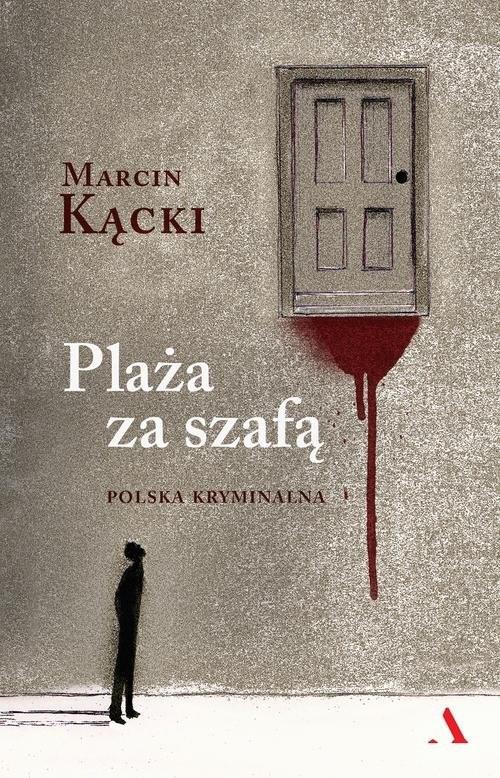 okładka Plaża za szafą. Polska kryminalna, Książka | Marcin Kącki