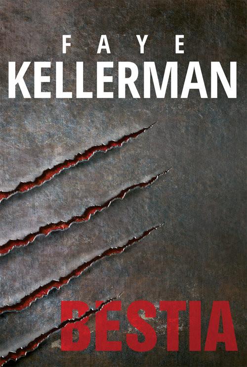 okładka Bestia, Książka | Faye Kellerman