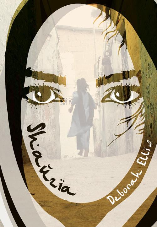 okładka Shauzia, Książka | Ellis Deborah