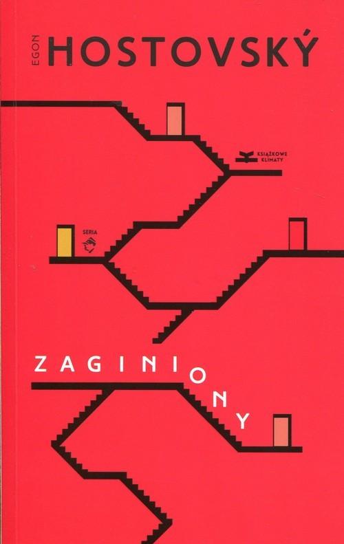 okładka Zaginiony, Książka | Egon Hostovský