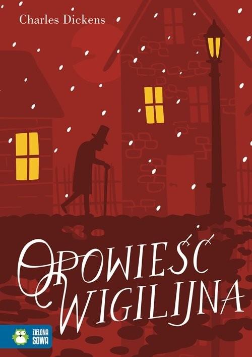 okładka Opowieść Wigilijnaksiążka      Charles Dickens