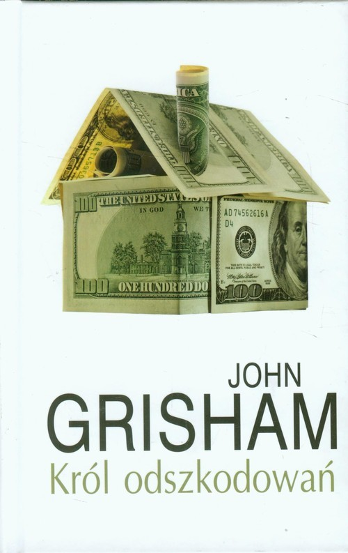 okładka Król odszkodowańksiążka |  | Grisham John