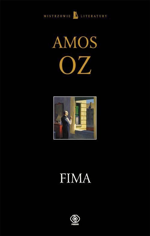 okładka Fima, Książka | Oz Amos