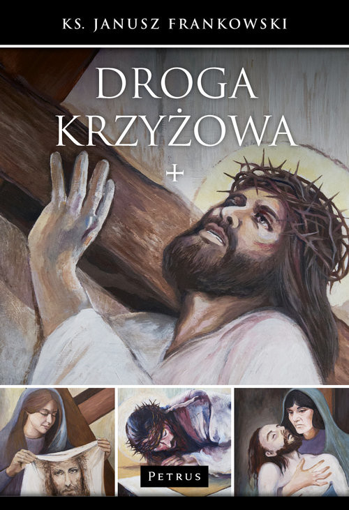 okładka Droga krzyżowa, Książka | Frankowski Janusz