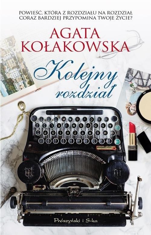okładka Kolejny rozdział, Książka | Agata Kołakowska