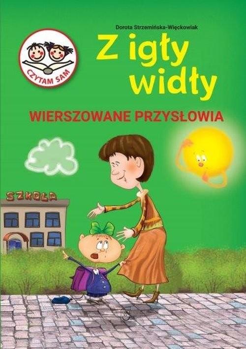 okładka Z igły widły Wierszowane przysłowia, Książka | Wanat Dariusz