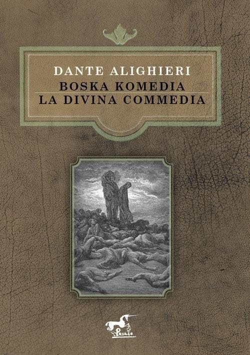 okładka Boska komedia/La divina commedia, Książka | Dante Alighieri