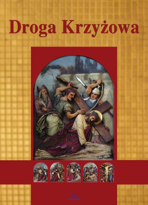 okładka Droga Krzyżowa, Książka   Anna Paterek