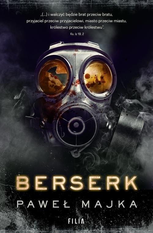 okładka Berserk, Książka | Majka Paweł